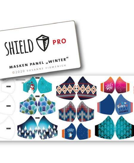 Shield-Panel-Winter rund