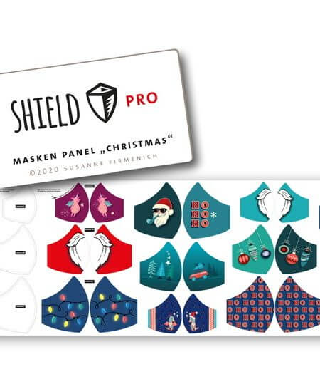Shield-Panel-Christmas rund