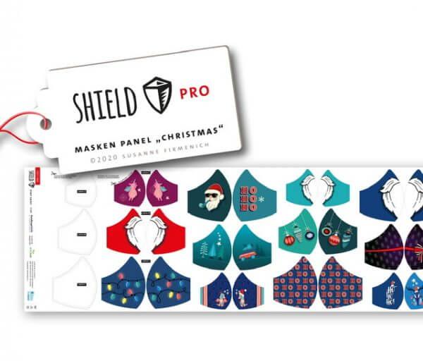 Shield-Panel-Christmas rund